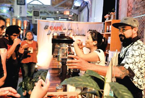 Cafes  Cafes Festival promociona el consumo del café