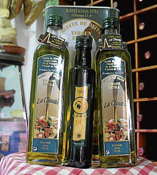 Aceite Aceite Martín: 'El aceite de oliva tiene propiedades excepcionales'