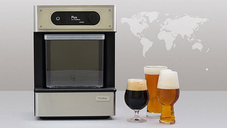 Cerveza Cerveza PicoBrew: un máquina para elaborar su propia cerveza artesanal en tan sólo tres horas