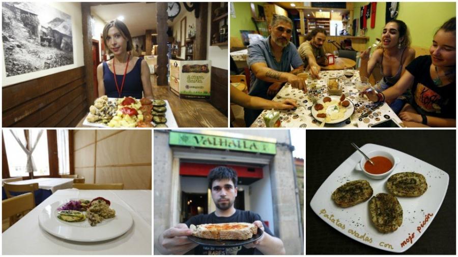 Veganos Veganos Los rincones que la ciudad reserva para la comida vegana