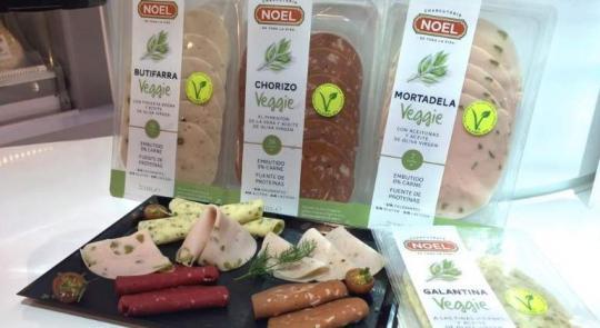 Veganos Veganos ¿Embutidos sin carne? Mercadona y Noel lanzan una línea de charcutería para vegetarianos