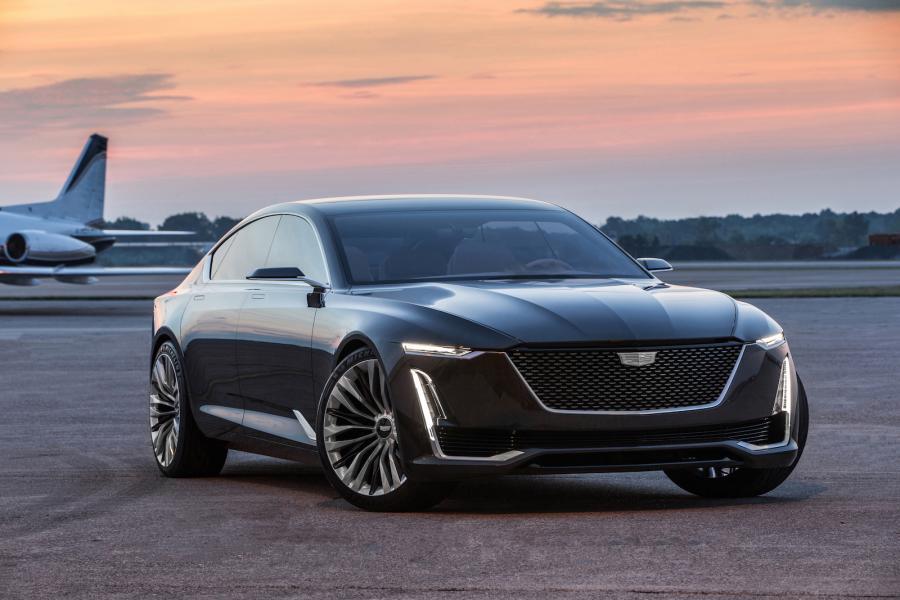Automoviles Automoviles Escala Concept, la próxima berlina de Cadillac