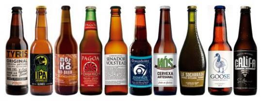 Cerveza Cerveza 10 de las mejores cervezas artesanas