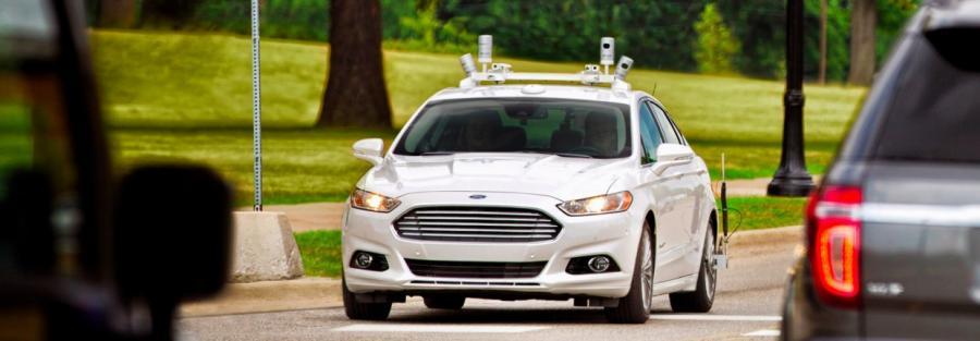 Automoviles Automoviles Ford lanzará un vehículo totalmente autónomo en 2021: no tendrá ni volante ni pedales