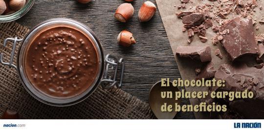 Chocolate Chocolate El chocolate: un placer cargado de beneficios