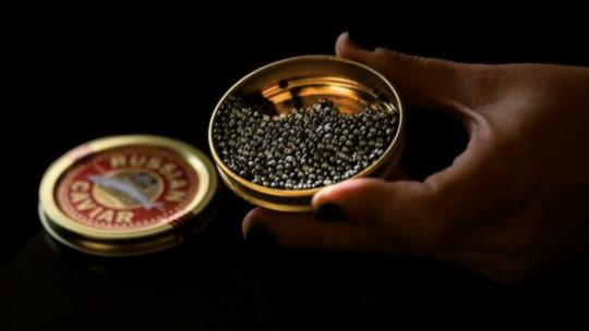 Caviar Caviar Los Rincones del Marqués acerca el caviar a los sevillanos