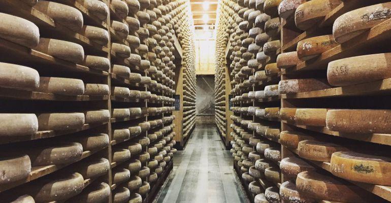 Quesos Quesos El queso hecho arte, con denominación de origen