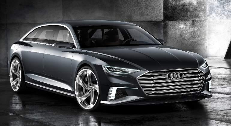 Automoviles Automoviles Audi confirma la llegada del A9 e-tron: una berlina de lujo, eléctrica y autónoma
