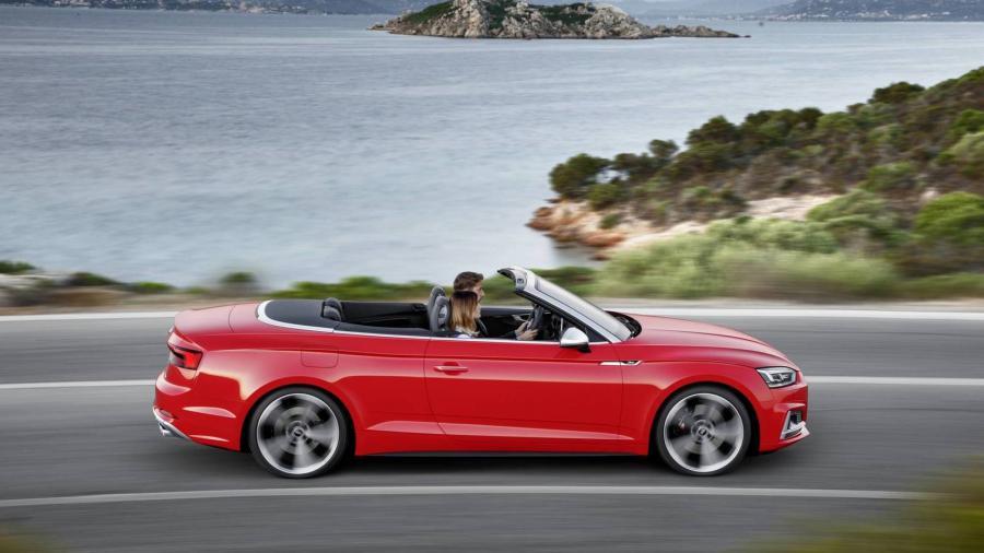 Automoviles Automoviles Así es el nuevo Audi A5 Cabrio