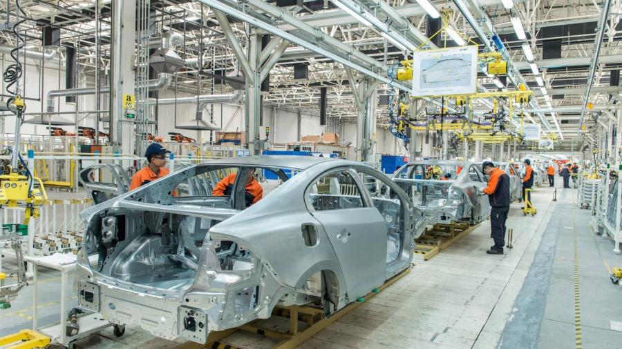 Automoviles Automoviles Volvo fabricará en China su berlina S90