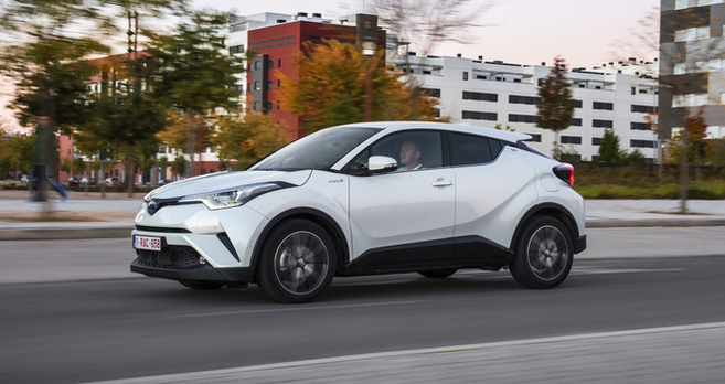 Automoviles Automoviles Toyota C-HR: un soplo de aire fresco